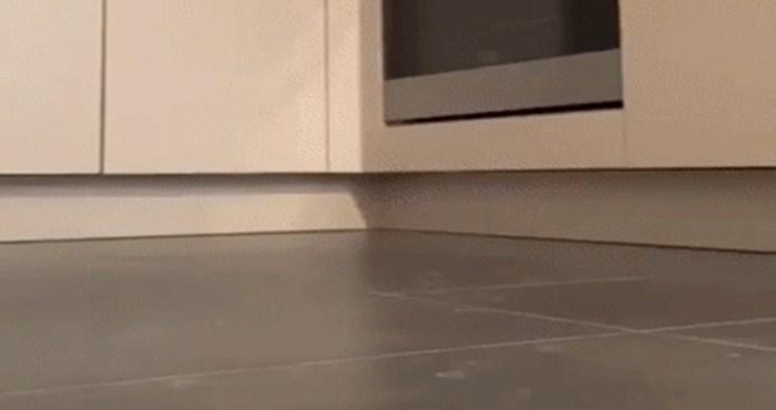 U ovoj kuhinji nalazi se portal do druge dimenzije? Nećete vjerovati kad vidite što se događa