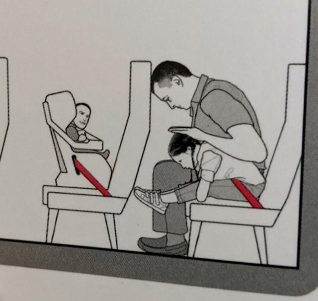 """16. """"Dijete"""" na ovoj ilustraciji je sve."""
