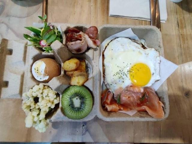 3. Obrok iz kartona