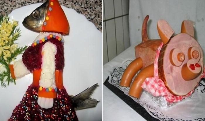 20 ljudi iz Rusije koji su na društvenim mrežama podijelili fotke ekstremno bizarnih jela