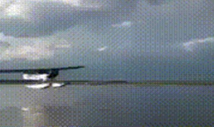 Netko vrlo uzrujan pokušao je spriječiti polijetanje ovog aviona