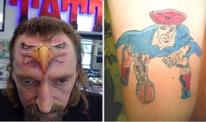 20 užasnih tetovaža koje nije lako čak niti gledati