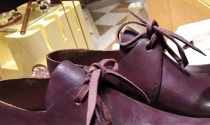 Ovako čudan detalj na cipelama definitivno se ne viđa često