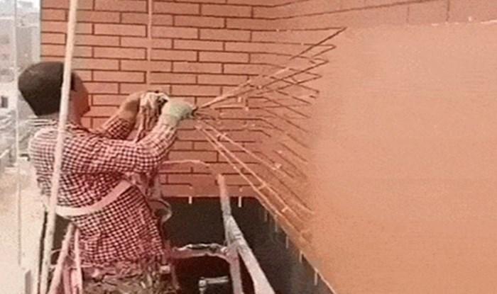 Napraviti ciglenu kuću bez cigli uopće nije nemoguće kao što zvuči
