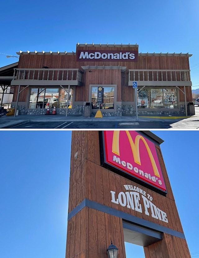 32. SAD, Kalifornija, Lone Pine