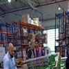 Radnicima u skladištu dogodila se nezgoda koja im je sigurno pokvarila cijeli dan