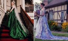 20 mladenki koje su same izradile svoje vjenčanice i izazvale oduševljenje