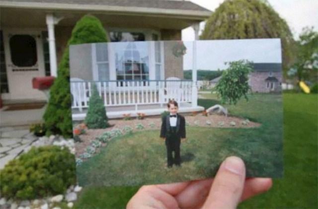 9. Uspomena iz djetinjstva savršeno uklopljena u današnjicu