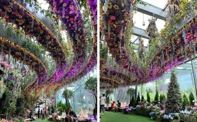 16. Viseći vrtovi u Singapuru