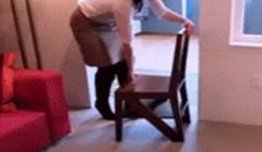 Nevjerojatno praktična stolica koja je zadivila internet, ovo treba svakom kućanstvu