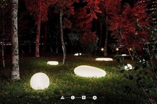 10. Prefora klupice u obliku svjetlećeg kamenja u Rusiji