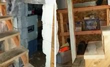 15 puta kad su ljudi pronašli tajne prostorije u svojim domovima