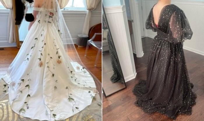 15 mladenki koje su odbacile tradiciju i same dizajnirale svoje vjenčanice iz snova