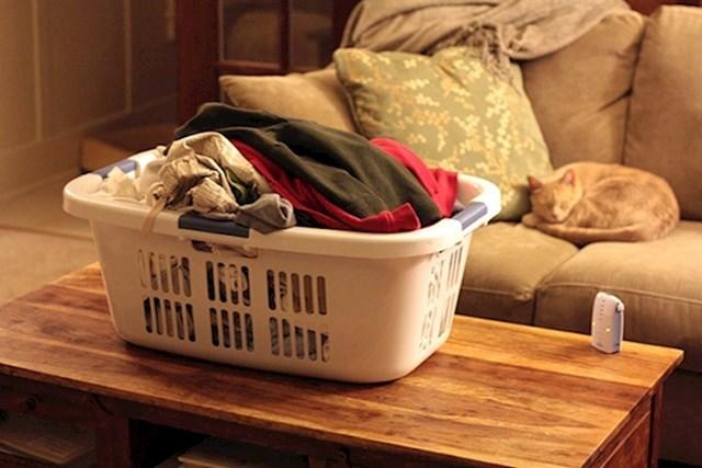 6. Perite odjeću na hladnijoj temperaturi