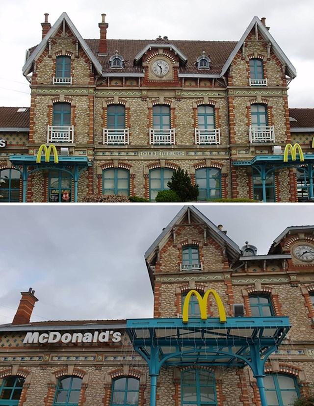 18. Francuska, okolica Pariza