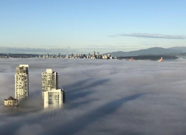 7. Dobro jutro,  Vancouver!😍
