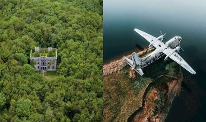 19 jezivih napuštenih mjesta na kojima je vrijeme stalo
