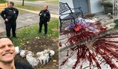 17 puta kad su ljudi malo pretjerali s ukrasima za Noć vještica, pa su im susjedi pozvali policiju