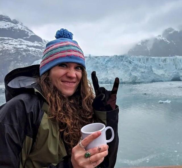 """""""Napokon sam dobila svoj posao iz snova - postala sam čuvarica parka na Aljasci."""""""