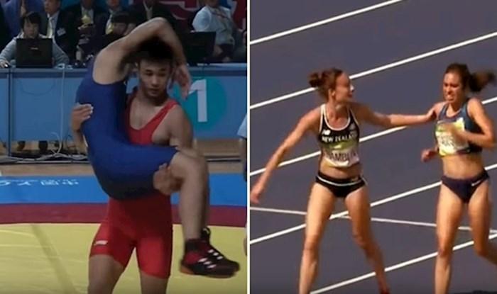 VIDEO Najljepši trenuci međusobnog poštovanja koji su se dogodili u sportu