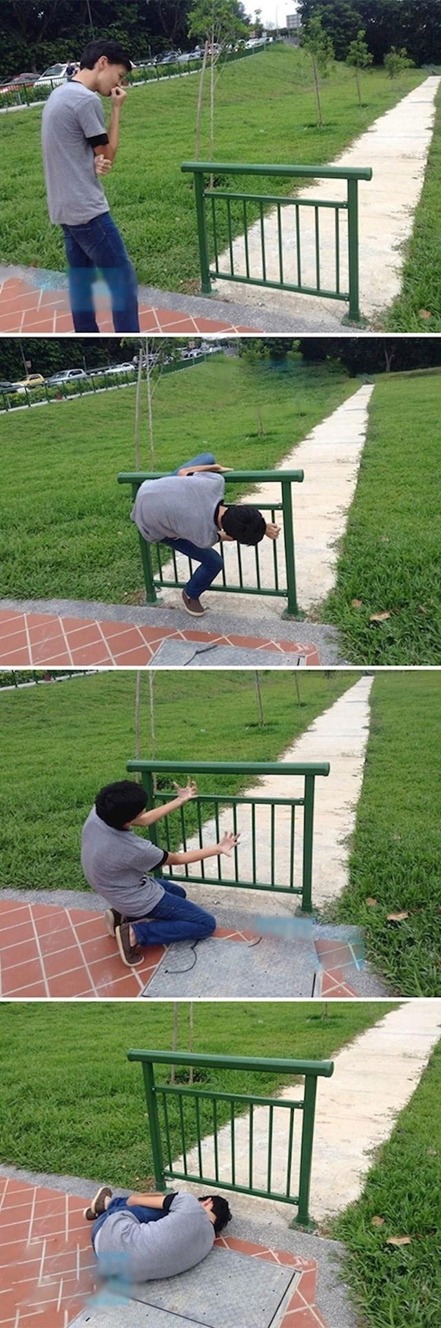 1. Besmislena ograda