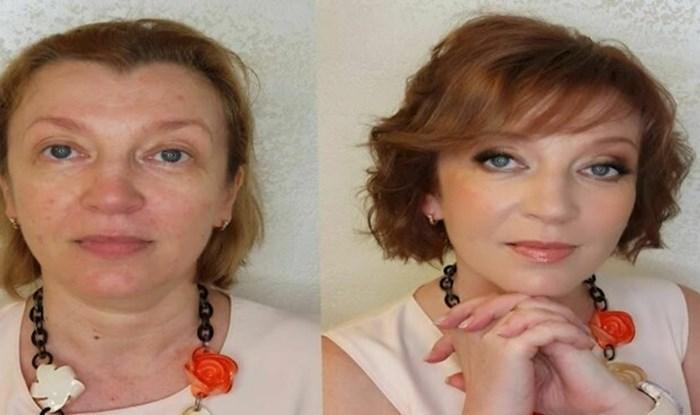 """25 """"običnih"""" žena koje su se prepustile u ruke profesionalcima i transformirale u prave ljepotice"""