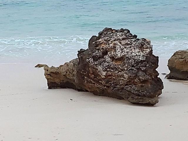 7. Kamen koji izgleda kao glava zmaja