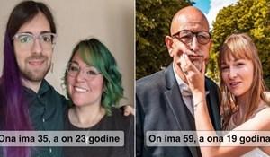 20 parova koji ruše stereotipe i zaljubljeni su do ušiju usprkos velikoj razlici u godinama
