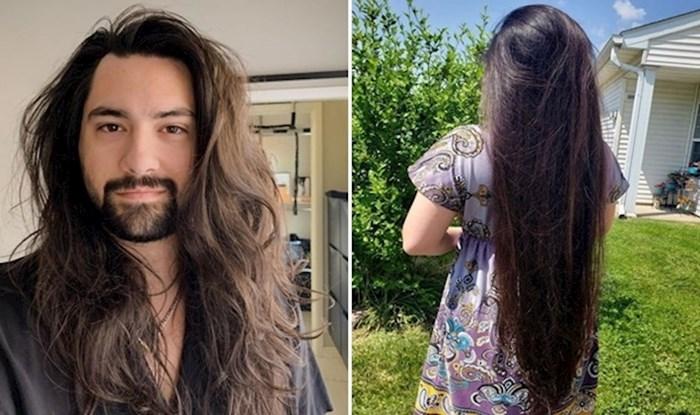 19 ljudi koji su odlučili pustiti kosu i nisu požalili