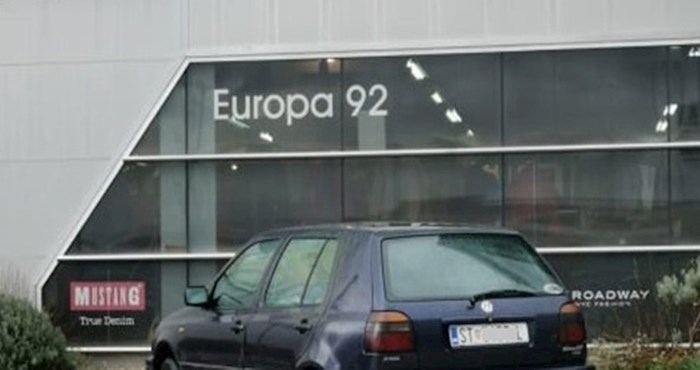 Naživcirat ćete se kad vidite kako je parkirao vozač iz Splita, ovo je vrhunac bezobrazluka