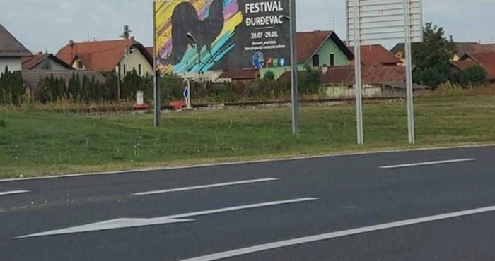 Netko je primijetio da jedan festival u Đurđevcu ima stvarno bizaran naziv, morate vidjeti ovaj hit