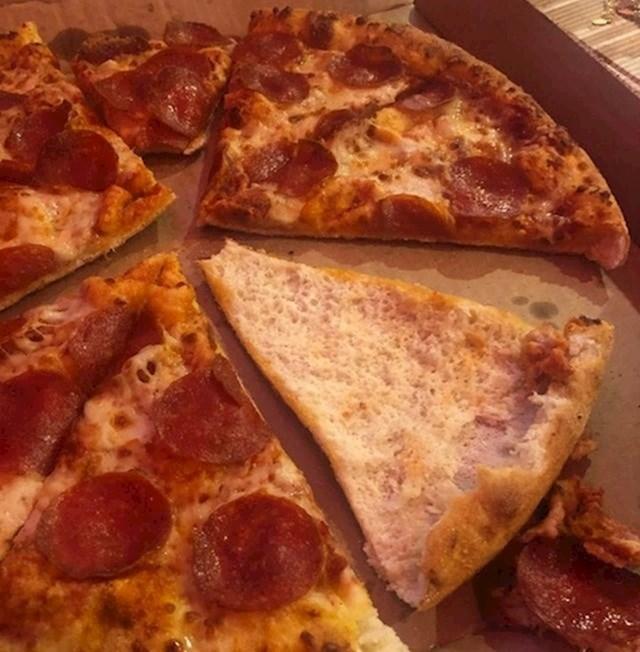 """11. """"Ovako moja cura jede pizzu."""""""