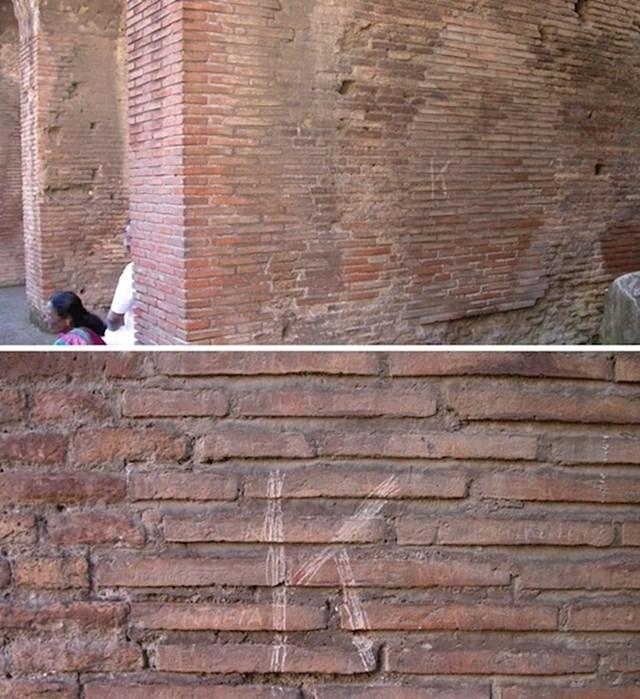 # 10 Ruski je turist grafitima upropastio rimski koloseum i dobio novčanu kaznu u iznosu od 24.000 dolara
