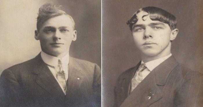 Muškarci su u prošlosti imali urnebesne frizure, pronašli smo stare fotke koje to dokazuju