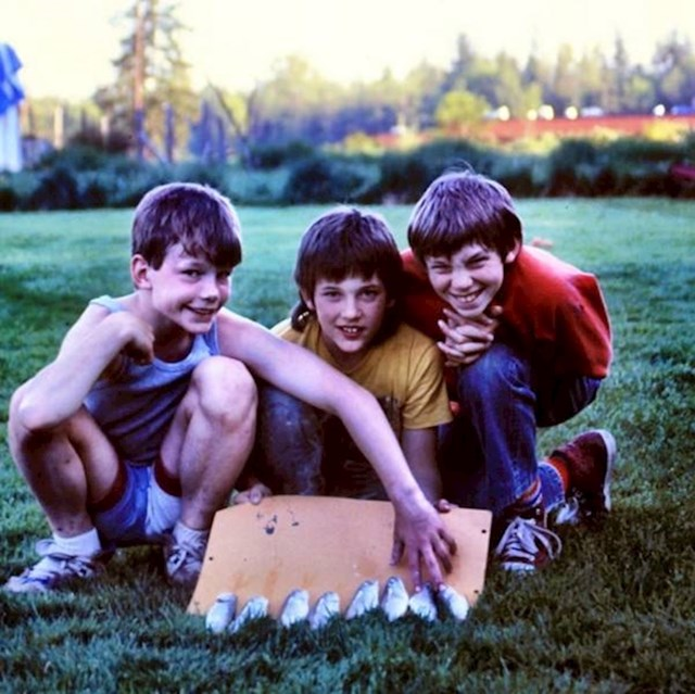 1. Chris Pratt (prvi s lijeva)