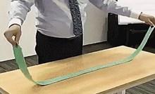 Ako imate problema s vezanjem kravate, morate pogledati ovaj genijalan trik