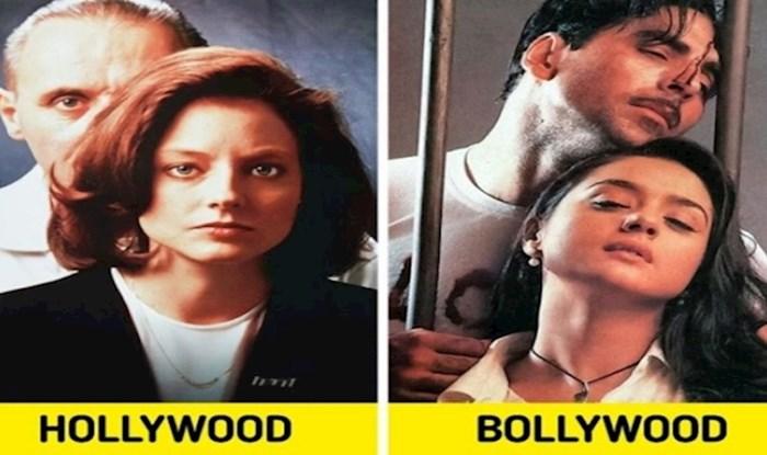 14 čudnih indijskih inačica poznatih hollywoodskih filmova