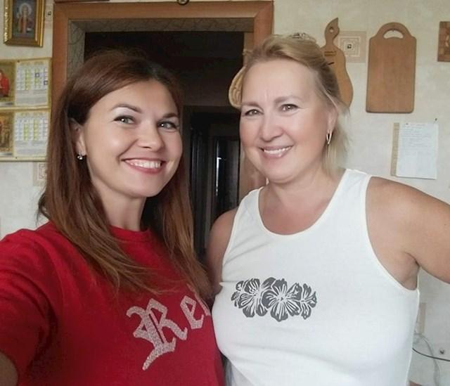 Kćer ima 25, a mama 55 godina