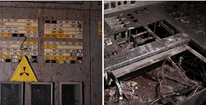 VIDEO Zavirite u unutrašnjost černobilskog nuklearnog reaktora