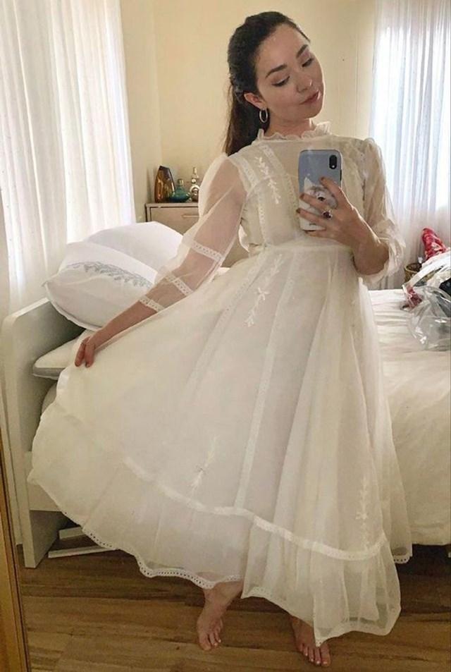 18. Genijalna unikatna haljinica za 3 dolara.