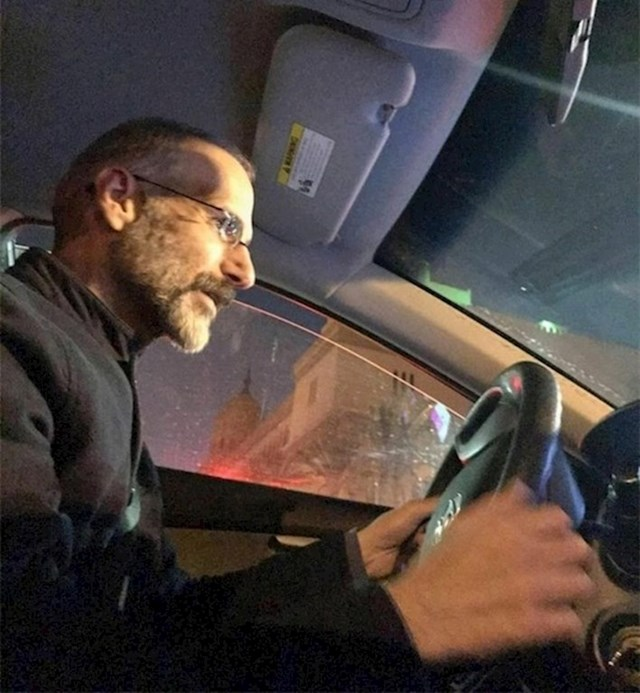8. Steve Jobs se reinkarnirao?