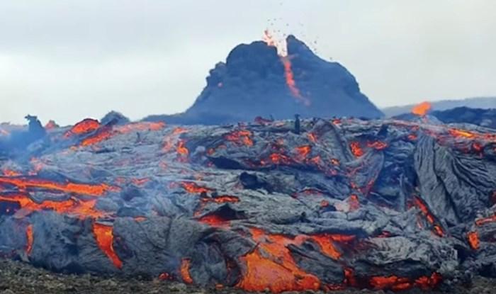 Nevjerojatna snimka koja pokazuje svu moć prirode, pogledajte erupciju vulkana izbliza