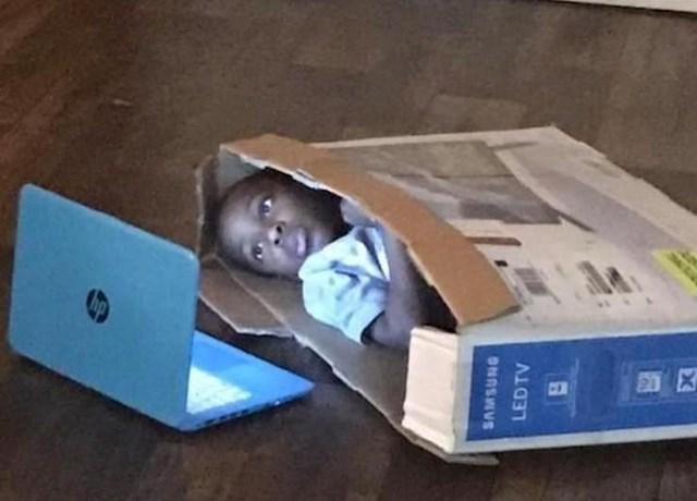 7. Kome treba krevet ako već imate kutiju?