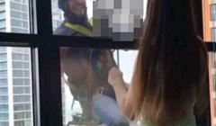 Perač prozora napravio je nešto preslatko kako bi razveselio nepoznatu djevojku u bolnici