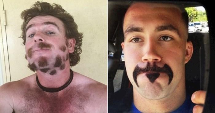18 muškaraca koje ne možete ne primijetiti zbog njihovih nesvakidašnjih brada