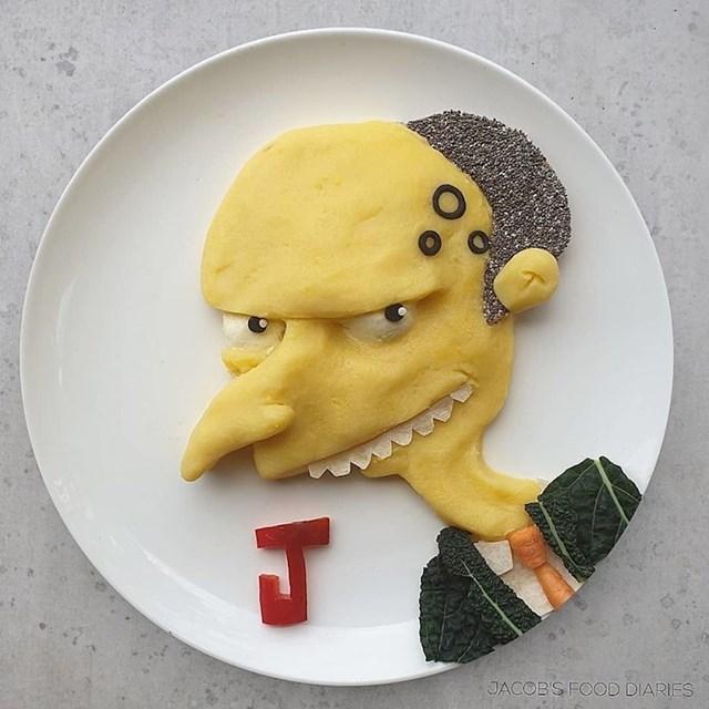 #9 Gospodin Burns iz Simpsona