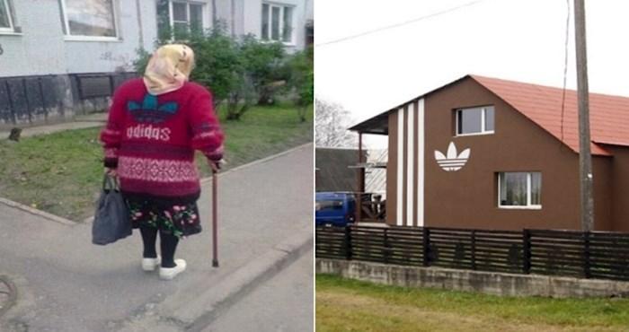 20 urnebesnih fotki koje će vam dočarati koliko su Rusi ludi za Adidasom