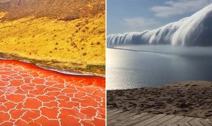 VIDEO 7 čudesnih prirodnih fenomena za koje znanost nema jasno objašnjenje