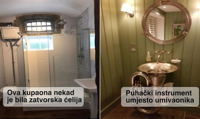 15 čudnih detalja koje definitivno ne očekujete vidjeti u kupaonici