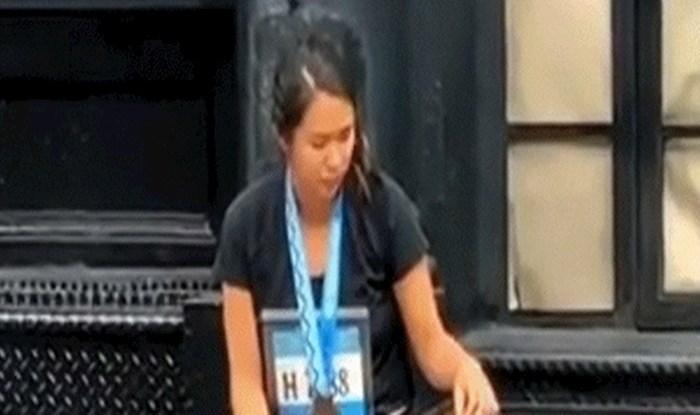 Sportašica je nakon slatke pobjede smislila genijalnu funkciju za svoj pehar